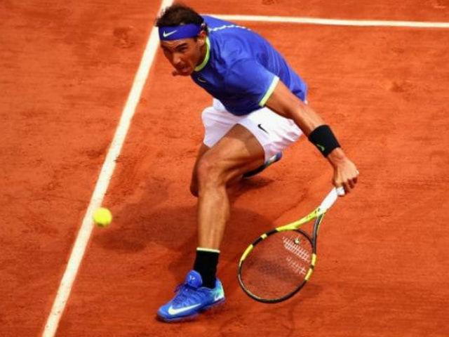 Nadal - Agut: Ba set như một (Vòng 4 Roland Garros)