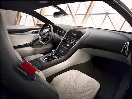 Chiêm ngưỡng BMW 8-Series Concept tuyệt đẹp ngoài đời thực - 2