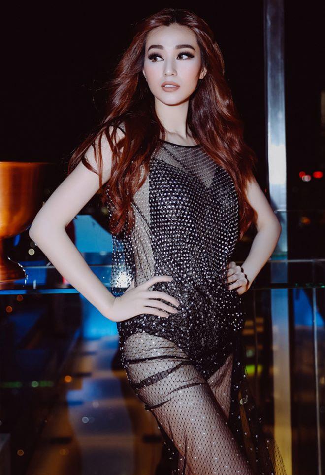2 chiếc váy hở 90% cơ thể của Khánh My và Kendall Jenner - 3