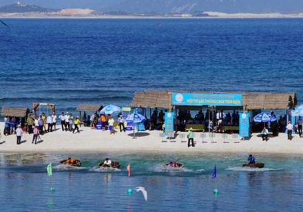 Đảo yến Hòn Nội và bãi tắm đôi có một không hai - 5