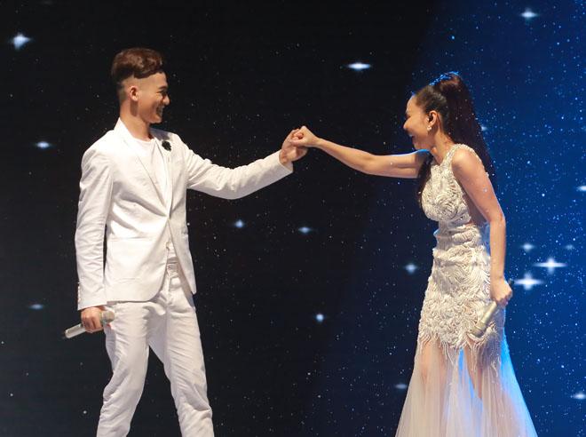 Thu Minh lần thứ 2 giúp học trò đăng quang tại The Voice - 4
