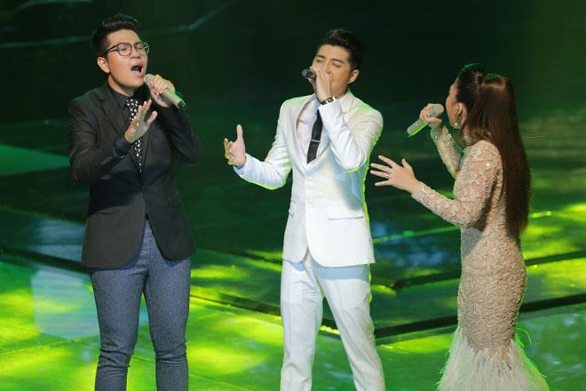 Thu Minh lần thứ 2 giúp học trò đăng quang tại The Voice - 8