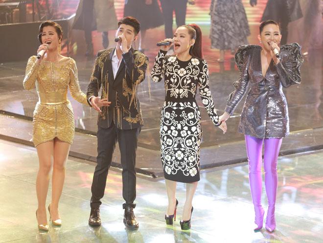 Thu Minh lần thứ 2 giúp học trò đăng quang tại The Voice - 10