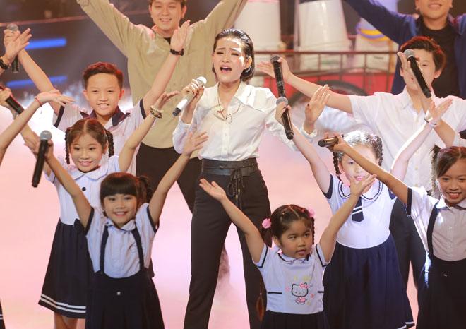 Thu Minh lần thứ 2 giúp học trò đăng quang tại The Voice - 12