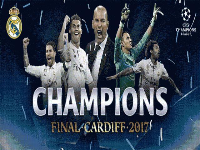 Real Madrid vô địch cúp C1: Vua của những vị vua (Infographic)