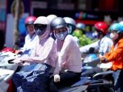 Tin tức trong ngày - Hà Nội phá vỡ kỷ lục nắng nóng 45 năm