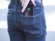 Công nghệ thông tin - Dùng quần áo để sạc pin cho điện thoại di động