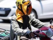 Tin tức trong ngày - Hà Nội nóng như chảo rang, nhiều người có nguy cơ đột quỵ vì say nắng