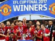 Bóng đá - Lịch thi đấu Manchester United giao hữu bóng đá hè 2017