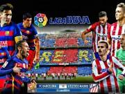 Bóng đá - Lịch thi đấu bóng đá Barcelona, Atletico Madrid giao hữu hè 2017