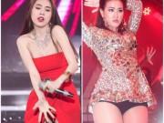 """Ca nhạc - MTV - Lý do Thủy Tiên, Maya diện váy ngắn """"thả phanh"""" biểu diễn trước ngàn khán giả"""