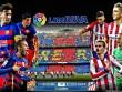 Lịch thi đấu bóng đá Barcelona, Atletico Madrid giao hữu hè 2017