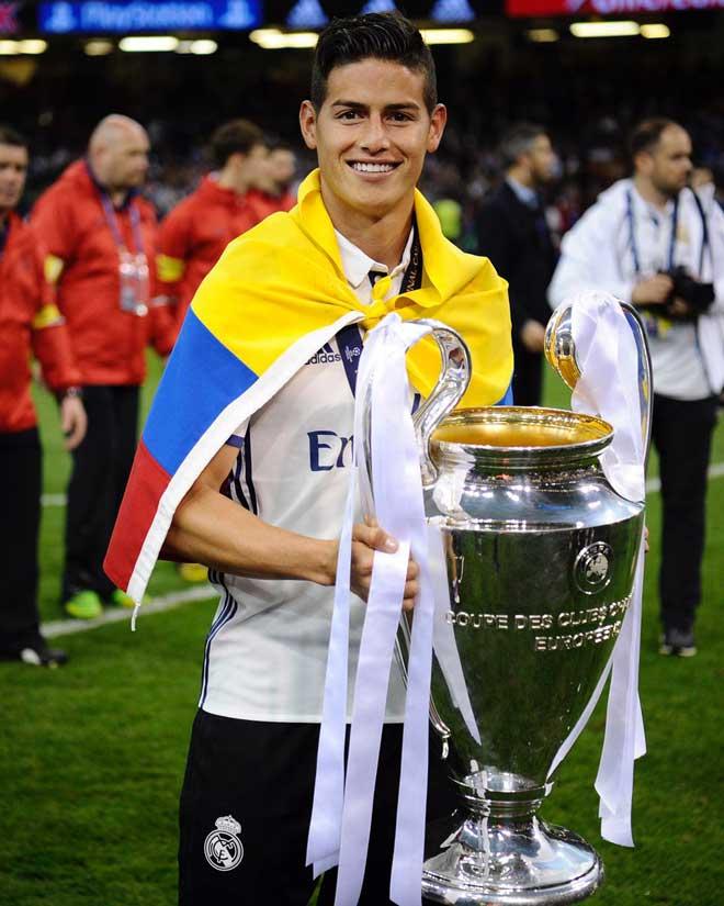 Chuyển nhượng Real: James, Pepe sắp vào tay PSG - 2