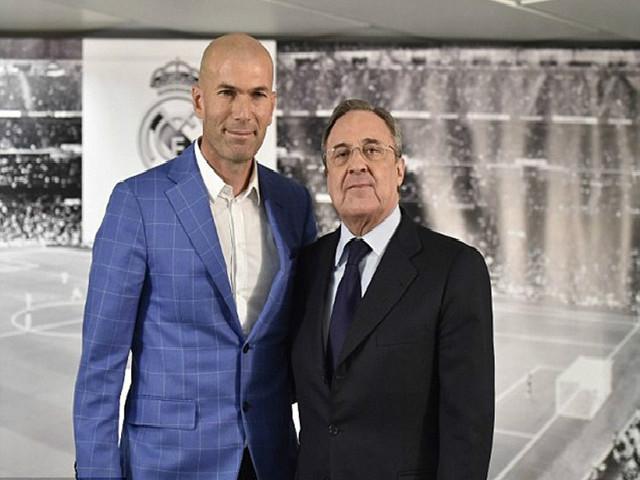 Real Madrid bá chủ thế giới: Zidane xây