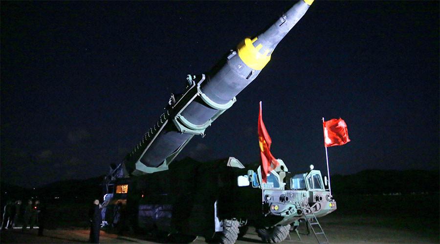 Triều Tiên phản đối cấm vận, quyết phát triển hạt nhân - 1