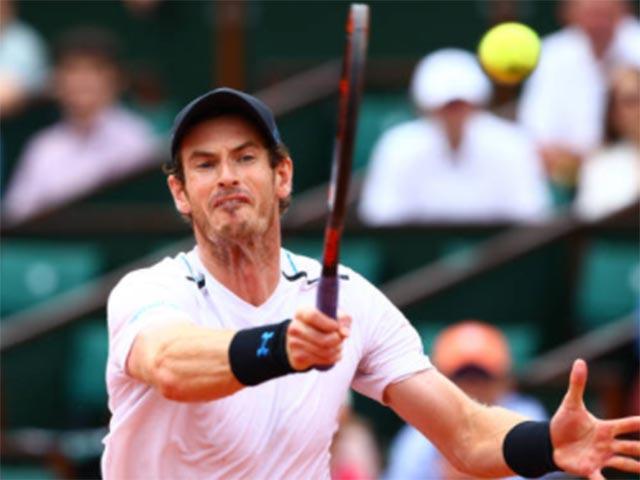 Trực tiếp Roland Garros ngày 9: Murray gặp phải