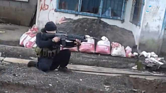 1.200 tay súng khủng bố IS đang có mặt ở Philippines - 1