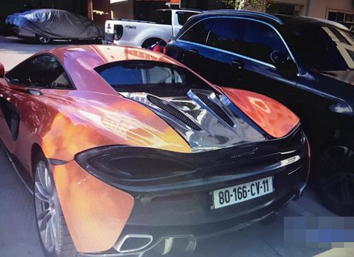 McLaren 570S của 'trùm' ma túy Hoàng béo có gì đặc biệt? - 2