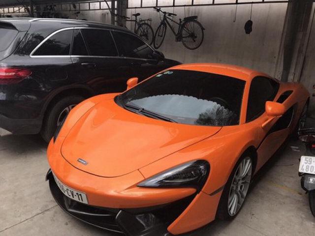 McLaren 570S của 'trùm' ma túy Hoàng béo có gì đặc biệt? - 1