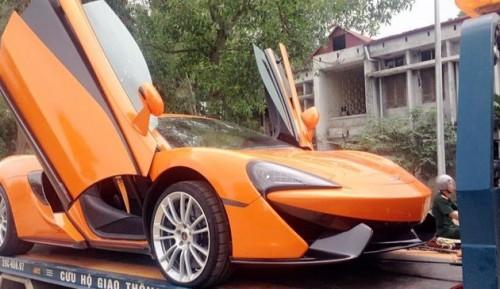 McLaren 570S của 'trùm' ma túy Hoàng béo có gì đặc biệt? - 6
