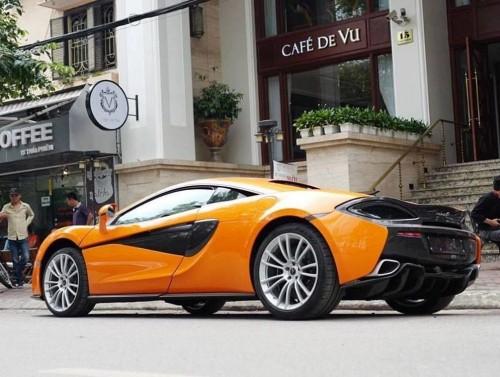 McLaren 570S của 'trùm' ma túy Hoàng béo có gì đặc biệt? - 7