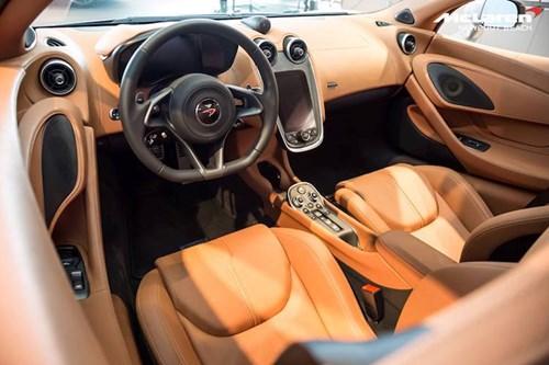 McLaren 570S của 'trùm' ma túy Hoàng béo có gì đặc biệt? - 8