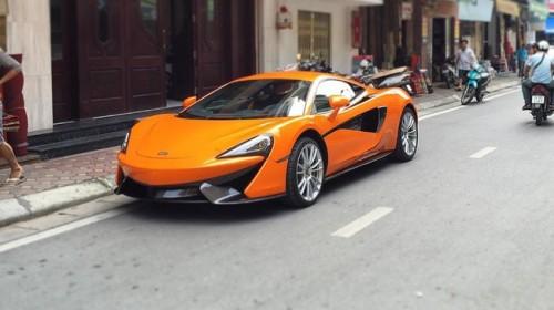 McLaren 570S của 'trùm' ma túy Hoàng béo có gì đặc biệt? - 11