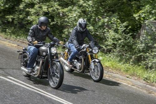 Chọn Triumph Bonneville Bobber hay Triumph Thruxton R? - 2