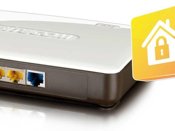 Giải pháp tránh bị xài trộm WiFi - 1