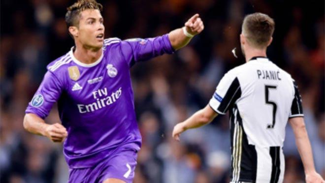 """Real – Ronaldo siêu ghi bàn: """"Xe bus"""" MU đủ sức cản bước - 1"""
