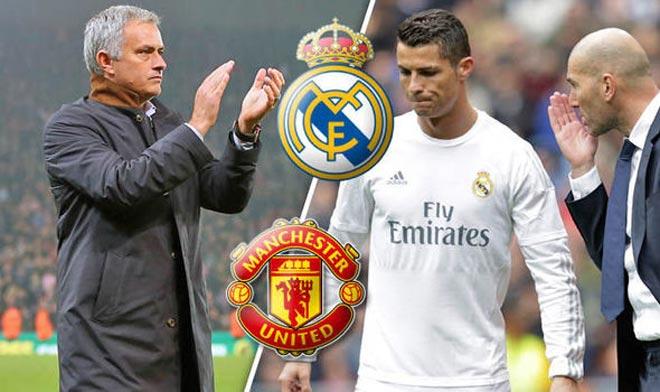 """Real – Ronaldo siêu ghi bàn: """"Xe bus"""" MU đủ sức cản bước - 2"""