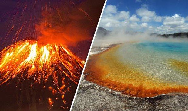 Siêu núi lửa mạnh nhất thế giới sắp gây ra kỷ băng hà? - 1