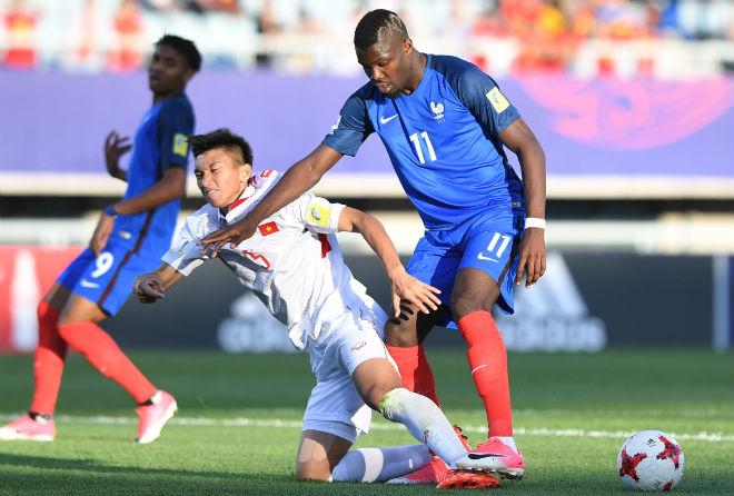 Sao trẻ VN lọt vào Dream Team châu Á ở World Cup - 1