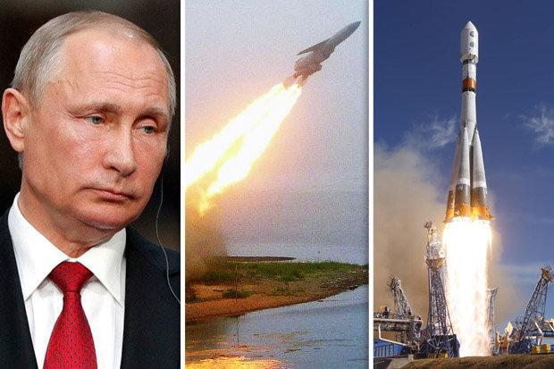 """Nga lần đầu thử siêu tên lửa khiến lá chắn Mỹ """"vô dụng"""" - 1"""