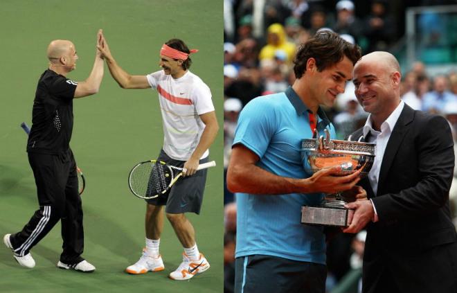 Tennis 24/7: Thầy Djokovic xem trọng Federer hơn Nadal - 1