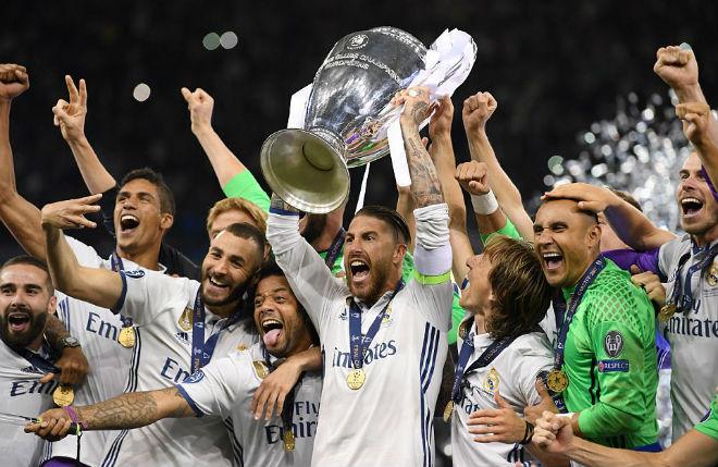 Siêu cúp châu Âu Real Madrid - MU: Đại chiến tỷ đô - 1