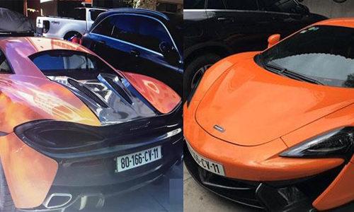 McLaren 570S của 'trùm' ma túy Hoàng béo có gì đặc biệt? - 4
