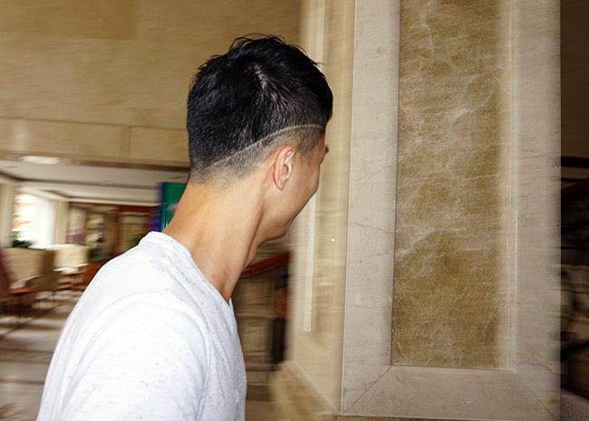 """Công Phượng khoe tóc mới """"cực chất"""" lên hội quân đội tuyển Việt Nam - 6"""