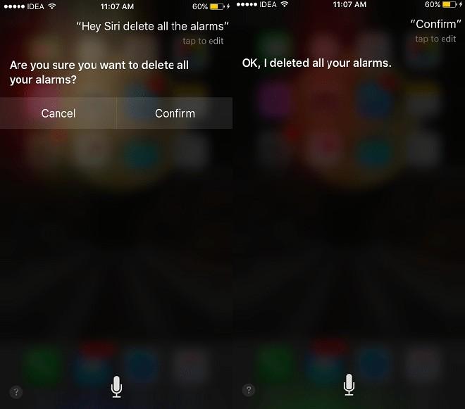 Xóa nhanh mọi báo thức, lịch hẹn trên iPhone và Android - 1