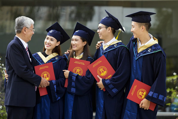 Chọn đúng trường đại học, tương lai rộng mở - 3