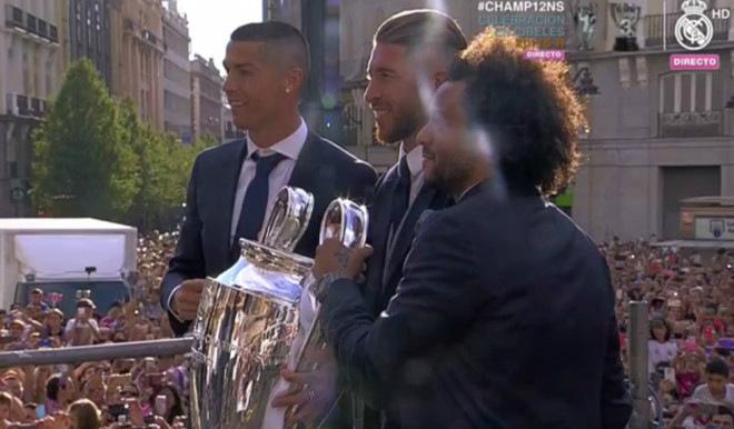 """Real vô địch cúp C1: Ronaldo lộ bí quyết """"lột xác"""" nhờ Zidane - 2"""