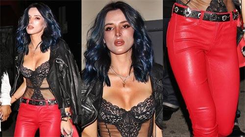 """Hot girl Brazil 19 tuổi táo bạo """"thả rông"""" mặc như không - 5"""