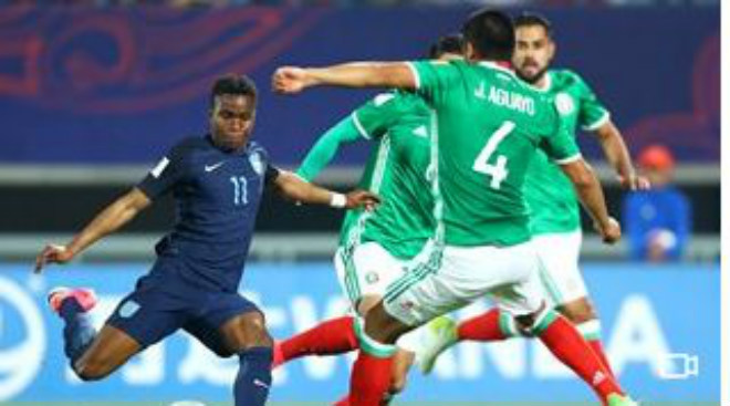 Tứ kết U20 World Cup: Anh, Italia thoát hiểm ngoạn mục - 1