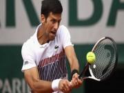 """Thể thao - Djokovic - Vinolas: Thoát hiểm với """"đòn cân não"""" (Vòng 4 Roland Garros)"""