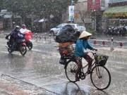 Tin tức trong ngày - Đón không khí lạnh, miền Bắc sắp chấm dứt nắng nóng kinh hoàng