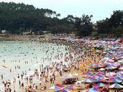Tin tức trong ngày - Nữ du khách đuối nước chết khi tắm biển Đồ Sơn