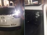 An ninh Xã hội - Hàng chục người vác dao, súng truy sát tài xế xe Mazda trên quốc lộ