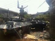 Thế giới - Tổng thống Philippines dọa xóa sổ cả thành phố để diệt IS