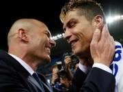 Real vô địch cúp C1: Ronaldo lộ bí quyết  lột xác  nhờ Zidane