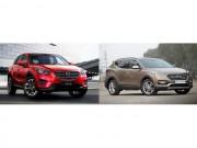 Tư vấn - CX-5 và SantaFe giảm giá sốc, khách hàng có nên mua?